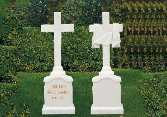 cruces para panteón