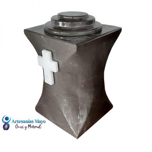 urna-de mármol-gris-santo-tomas