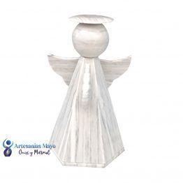 urna para cenizas en forma de angel